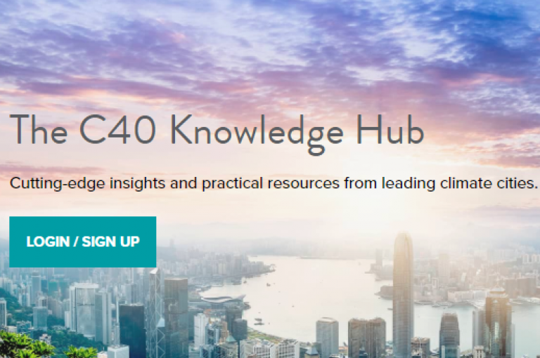 c40 knowledge hub